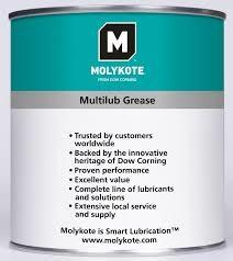 Univerzální mazací tuk Molykote Multilub