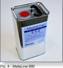 MetaLine 995 čistič povrchu odparový