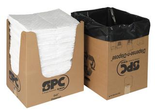 OP150-DND-E, Sorpční rohož hydrofobní s boxem na použitý sorbent