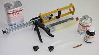 MetaLine aplikační pistole - 1 Kus