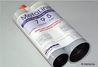 MetaLine 795, 1,05 kg - pružný, otěru odolný tmel