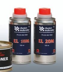 Aktivátory před použitím elastomerů