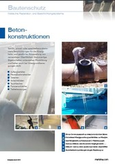 MetaLine aplikace na betonové povrchy - 1