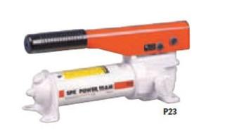 POWER TEAM, Jednočinná , jednorychlostní pumpa, typ P23 - 1 ks