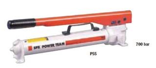 POWER TEAM, Jednočinná , jednorychlostní pumpa, typ P55 - 1 ks