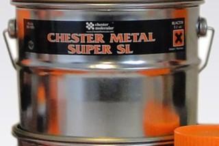 Chester Metal Super SL - 1 kg, s prodlouženou dobou zpracovatelnosti