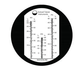 Refraktometr (Incl. IPA/2-propanol) - 1 kus