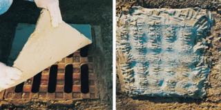 Kanalizační rychloucpávka jednorázová - 50 x 50 cm