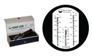 Antifreeze refraktometr - 1 kus