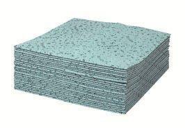 Polytex skládaná modrá - 420ks / balení