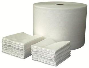 Multisoft Air laid s ražbou - materiál 100% celuloza