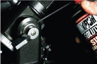 Silikonový olej - 400 ml sprej