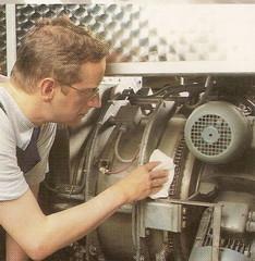 Wypall X 70 - velmi pevné utěrky pro strojírenství