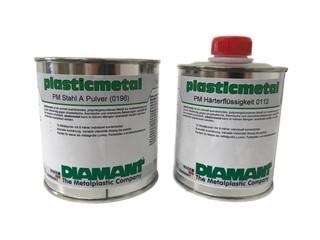 Diamant Plastic Stahl - opravy odlitků z ocele
