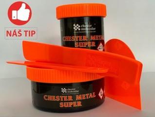 Chester Metal Super - tmel opravy odlitků a kovových dílů
