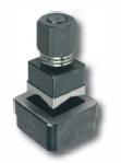 Čtvercový děrovač s ložiskem - 46 x 46 mm
