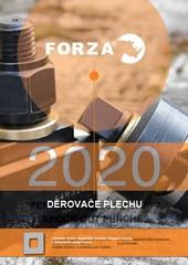 Katalog děrovačů FORZA - K dispozici ke stažení