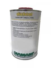Dichtol Makro WFT - oprava porezity 0,1 až 0,5 mm