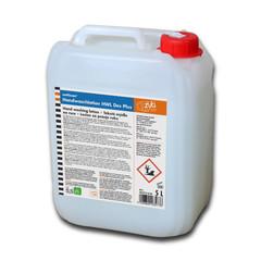 Krémové tekuté mýdlo dezinfekční HWL DES Plus 5 litrů