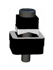 Hydraulické děrovače plechu čtvercové