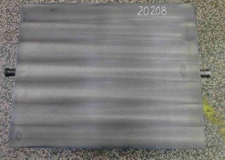 Litinová deska 1000x800x160