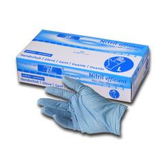 Jednorázové rukavice NITRIL