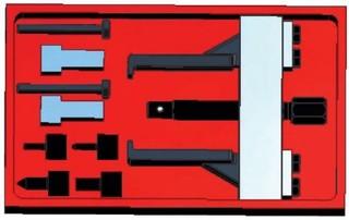 FORZA 5077C - Sada stahováků alternátorů