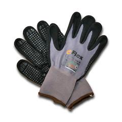 Montážní nylonové strečové rukavice 12 párů