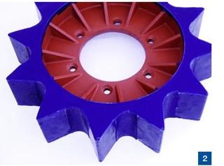 MetaLine 665, 5 Kg - tvrdost 65 ShA, určený pro pogumování povrchů